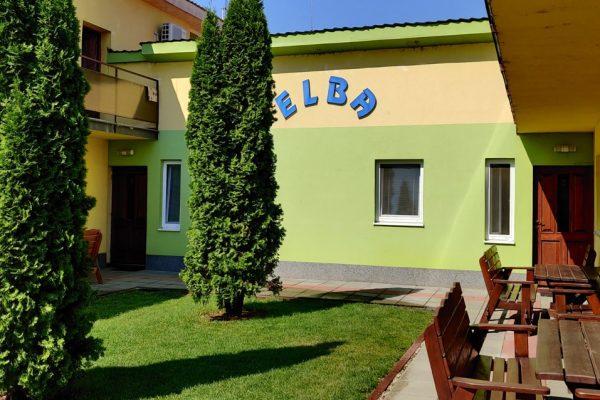 Apartmány ELBA - Exteriér