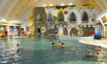 Thermal Corvinus - Krytý bazén