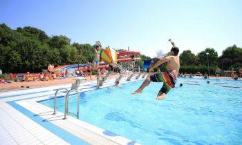 Thermal Corvinus - Plavecký bazén