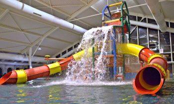 Thermal Corvinus - Rodinný a zábavný bazén