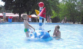 Thermal Corvinus - Vonkajší detský bazén