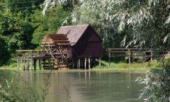 Kolový mlyn v Tomášikove